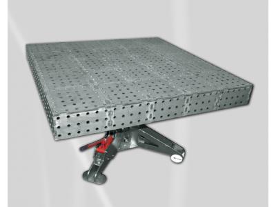 Svařovací stůl monoblok - nerez