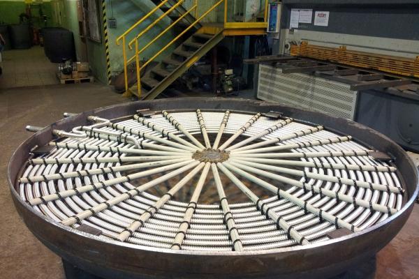 Výroba akumulátoru