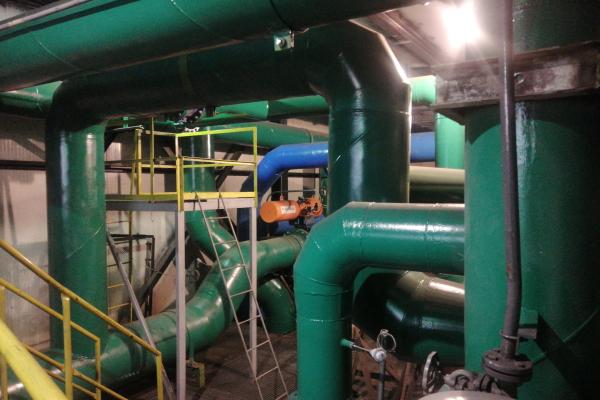 Rekonstrukce VP6 - PS11 Vodní hospodářství