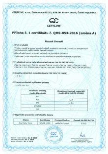 příloha k ISO 9001